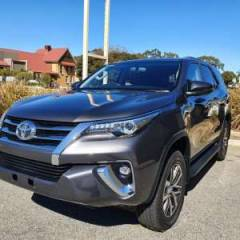 Toyota Fortuner Exportation