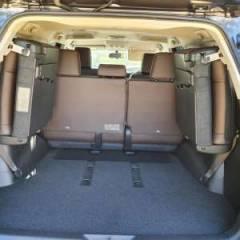 Toyota Fortuner  Turbo Diesel  Full option  (2019) RHD