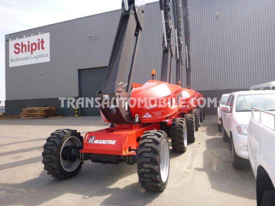 Import / export Manitou Manitou 280 TJ  Diesel   - Afrique Achat