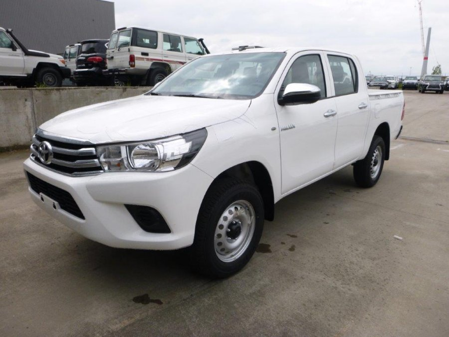 Export TOYOTA Hilux/REVO Pick Up 4x4 Pick up double cabin 2.4L TD PACK Pack Security