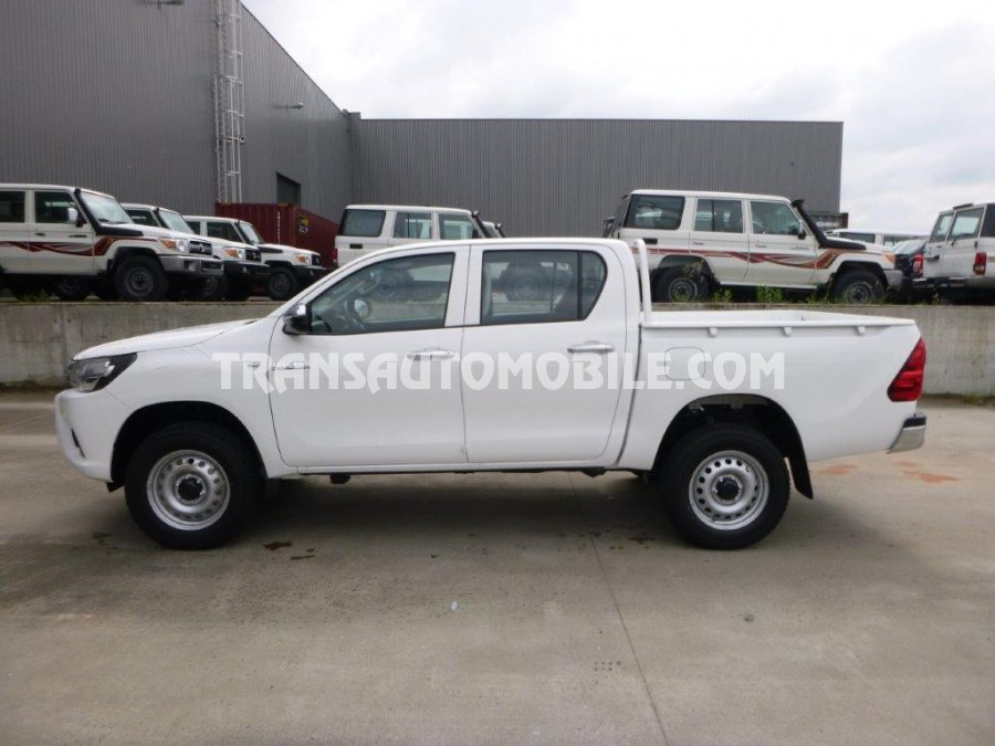 prix toyota hilux revo pick up double cabin turbo diesel. Black Bedroom Furniture Sets. Home Design Ideas