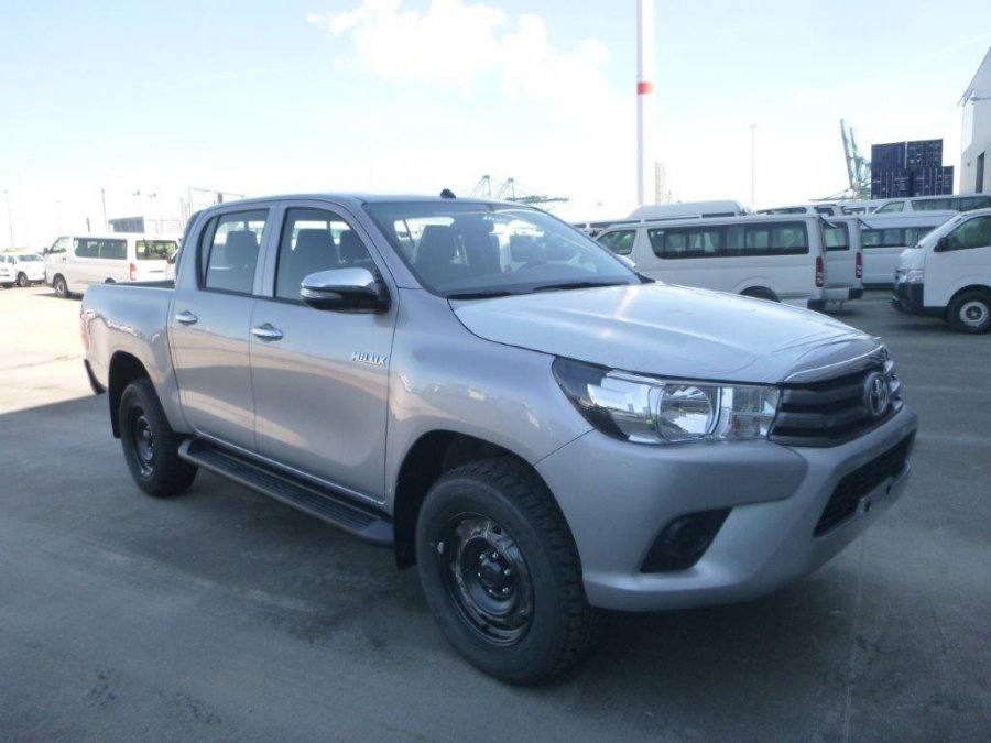 TOYOTA Hilux/REVO Pick Up 4x4  Pick up double cabin