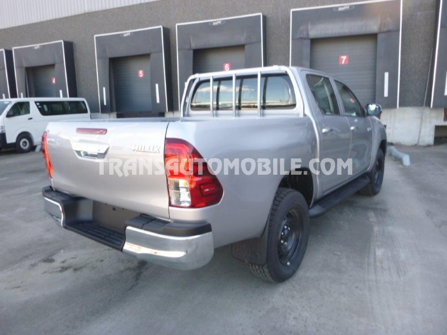 price toyota hilux revo pick up double cabin turbo diesel luxe toyota africa export 1786. Black Bedroom Furniture Sets. Home Design Ideas