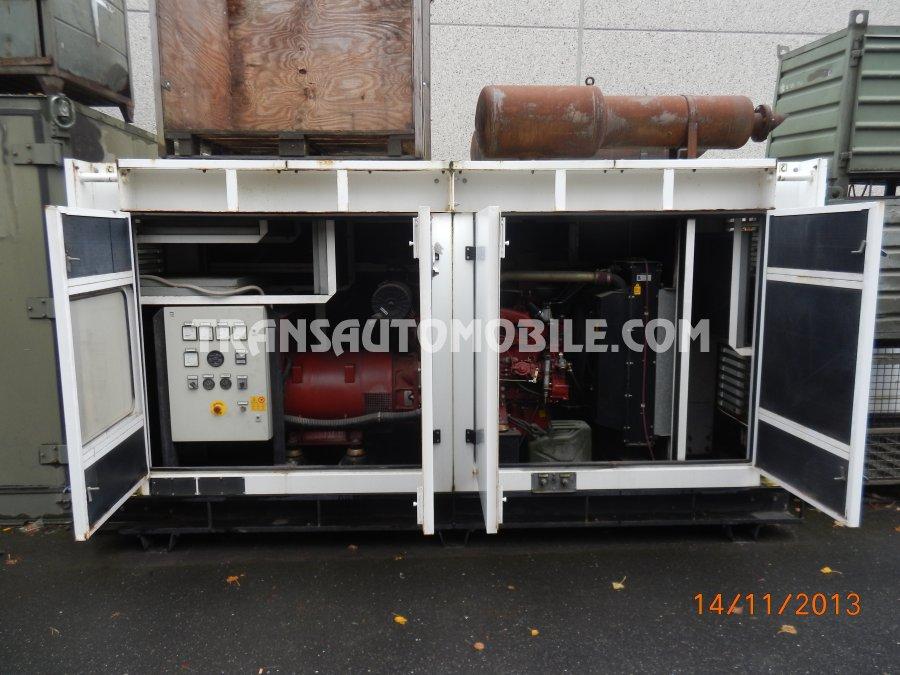 Import / export Iveco Iveco 150 KVA 80/61 SRI2705 Diesel   - Afrique Achat