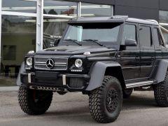 Export 4x4 Mercedes G 63 AMG 6x6, Nuevo