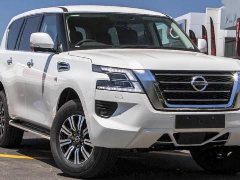 Export Nissan - Anúncios exportação Nissan Patrol Y62, novos ou de ocasião -  Export Nissan Patrol Y62