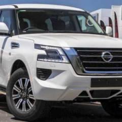 Nissan Patrol Exportação
