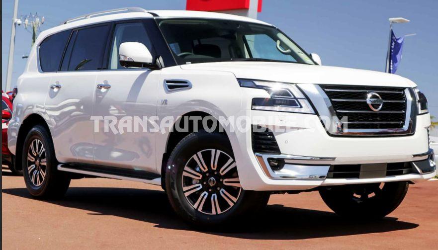 Price Nissan Patrol Y62 Petrol V8 Nissan Africa Export 1791