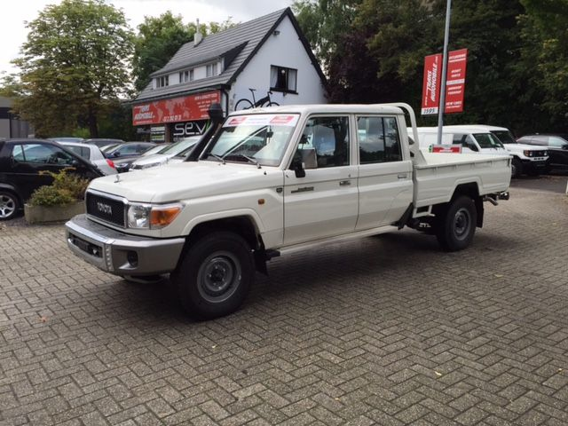 Export TOYOTA Land Cruiser Pick Up 4x4  79 Pick up 4.2L L HZJ 79 DOUBLE CABIN  STRETCHED/ALLONGEE HZJ 79 Double Cabin Stretched/Allongee