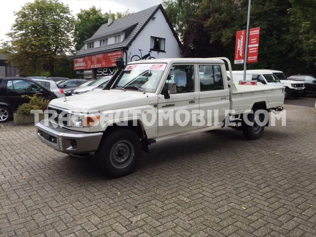 Import / export Toyota Toyota Land Cruiser 79 Pick up Diesel HZJ 79 Double Cabin Stretched/Allongee  - Afrique Achat