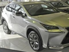 Lexus NX 200  Essence Turbo Sport  RHD