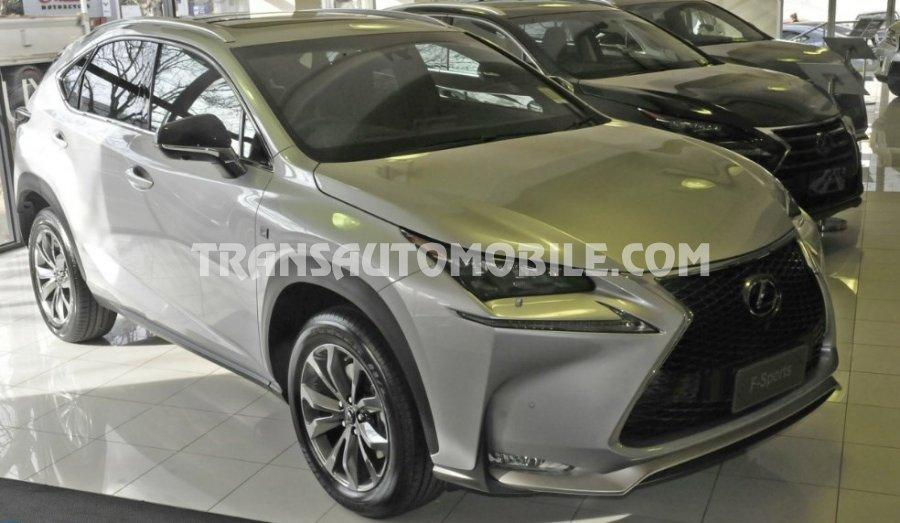 Export 4x4 Lexus NX 200, Neuf