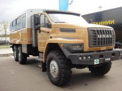 Export Ural - Export advertisements Ural NEXT 32551. New or used -  Export Ural NEXT 32551