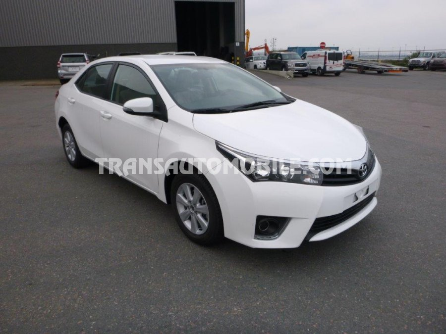 Toyota Corolla sedan-pwr   Brand new