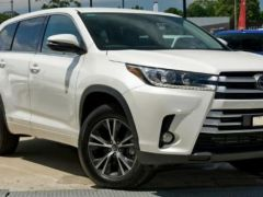 Export Toyota Highlander