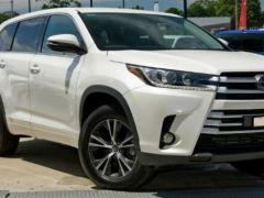 Export Toyota - Export advertisements Toyota Highlander . New or used -  Export Toyota Highlander