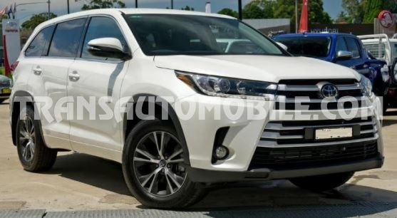 Toyota Highlander  Essence   RHD