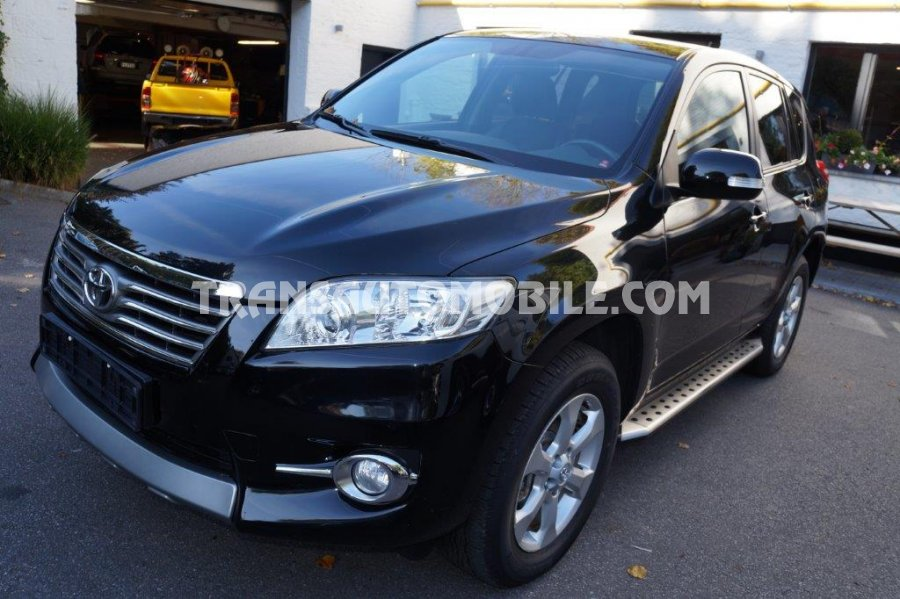 Toyota - Anuncios exportación Toyota Rav-4 2.2 D4D VIP VX, nuevos o de ocasión - Export Toyota Rav-4 2.2 D4D VIP VX