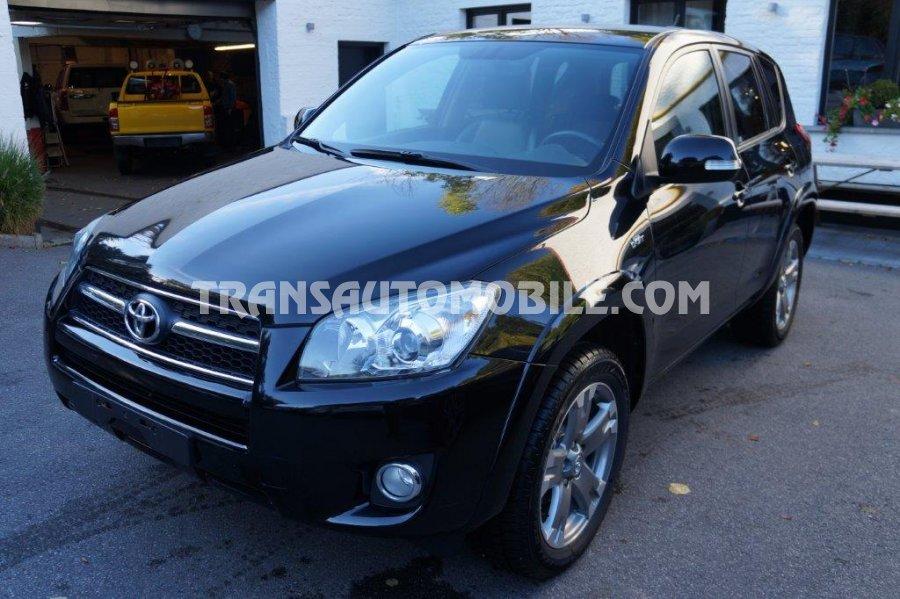 Toyota - Anuncios exportación Toyota Rav-4 2.2 D auto VIP sport, nuevos o de ocasión - Export Toyota Rav-4 2.2 D auto VIP sport