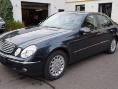 Mercedes Classe E Export