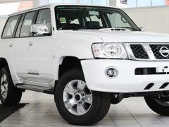 Export Nissan - Export advertisements Nissan Patrol Y61. New or used -  Export Nissan Patrol Y61