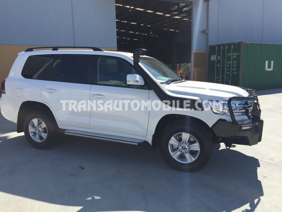Toyota Land Cruiser 200 V8 Station Wagon Turbo Diesel GXR  RHD