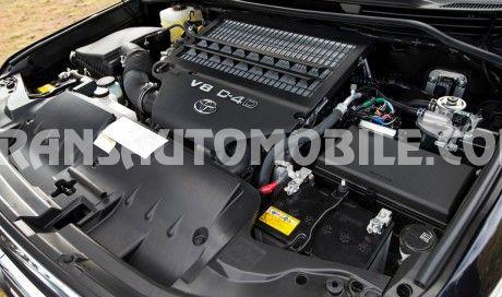 Price Toyota Land Cruiser 200 V8 Station Wagon Turbo Diesel Vx