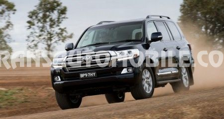 Export Station Wagon Toyota Land Cruiser, Neuf