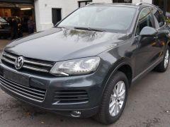 Volkswagen TOUAREG Export