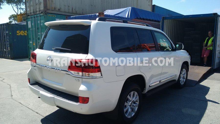 Preis Toyota Land Cruiser 200 V8 Station Wagon Turbodiesel Vx