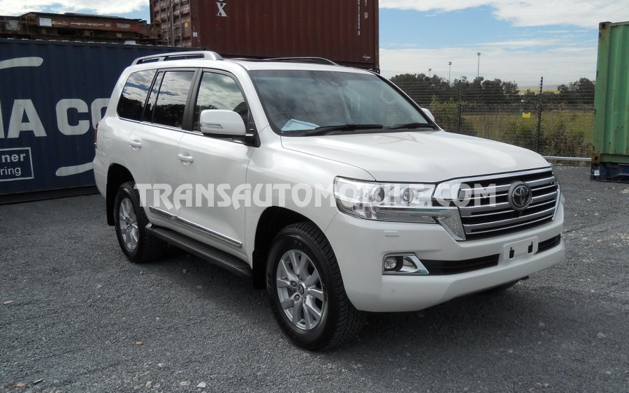 prix toyota land cruiser 200 v8 station wagon turbo diesel vx premium toyota afrique export 1823. Black Bedroom Furniture Sets. Home Design Ideas