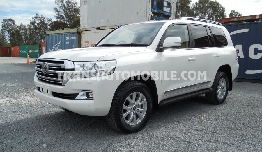 Import / export Toyota  Land Cruiser 200 V8 Station Wagon VX Premium 4.5L Turbo Diesel Automatique