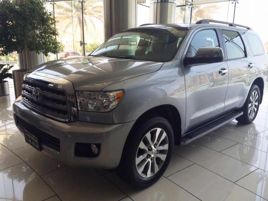 Export TOYOTA Sequoia   5.7L V8 LIMITED