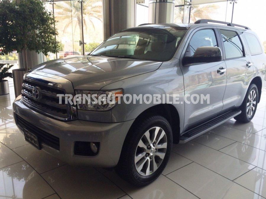 Toyota Sequoia  V8 Limited  Neuf