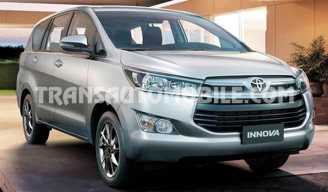 Import / export Toyota Toyota Innova Grand Benzine   - Afrique Achat