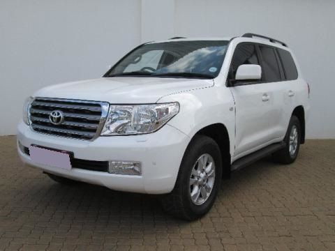 Export TOYOTA Land Cruiser  200 Station Wagon 4.0L V6 60 Anniversary Special model