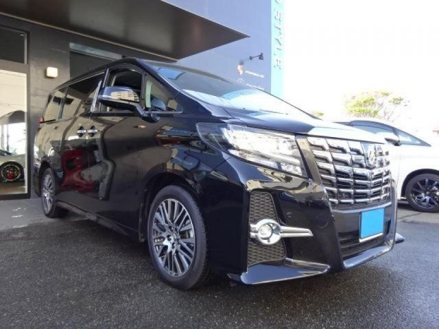 Export TOYOTA Alphard  Executive Lounge