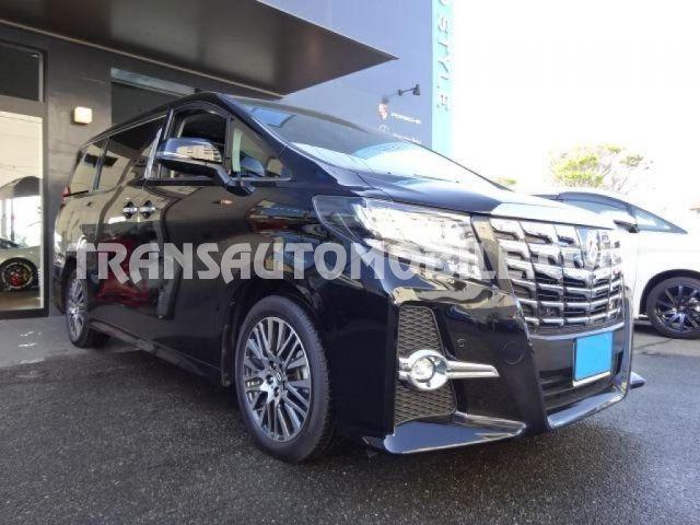 Toyota Alphard Executive Lounge Essence   RHD