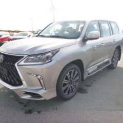 Export Lexus LX 570  SUPERSPORT