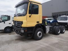 Export Mercedes 3350 ACTROS