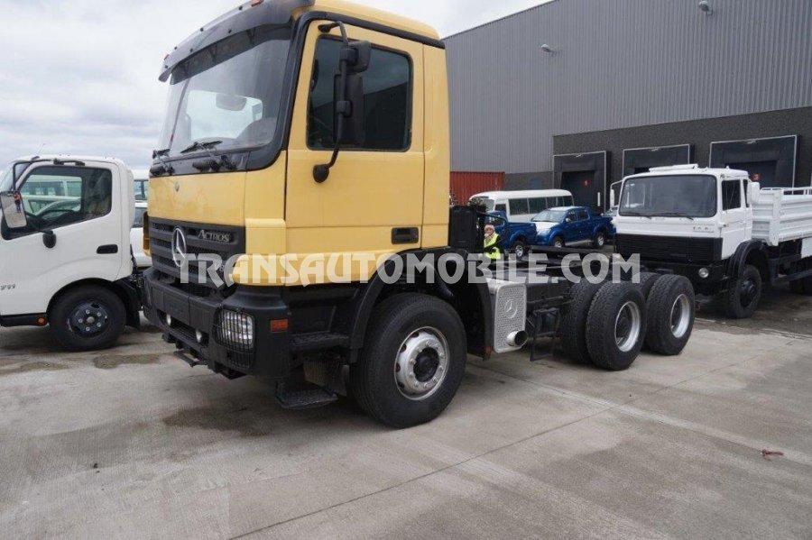 Import / export Mercedes Mercedes 3350 ACTROS Diesel   - Afrique Achat