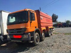Mercedes 4144 Exportación