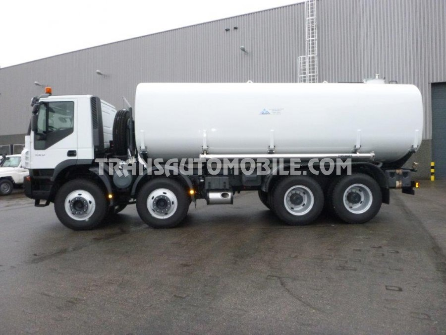Prix Camion Citerne Eau Iveco Trakker Ad410t42h Diesel