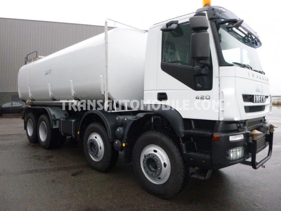 Import / export Iveco Iveco TRAKKER AD410T42H Gasóleo   - Afrique Achat
