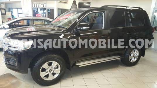 Import / export Toyota Toyota Land Cruiser 200 V8 Station Wagon Essence GXL  - Afrique Achat