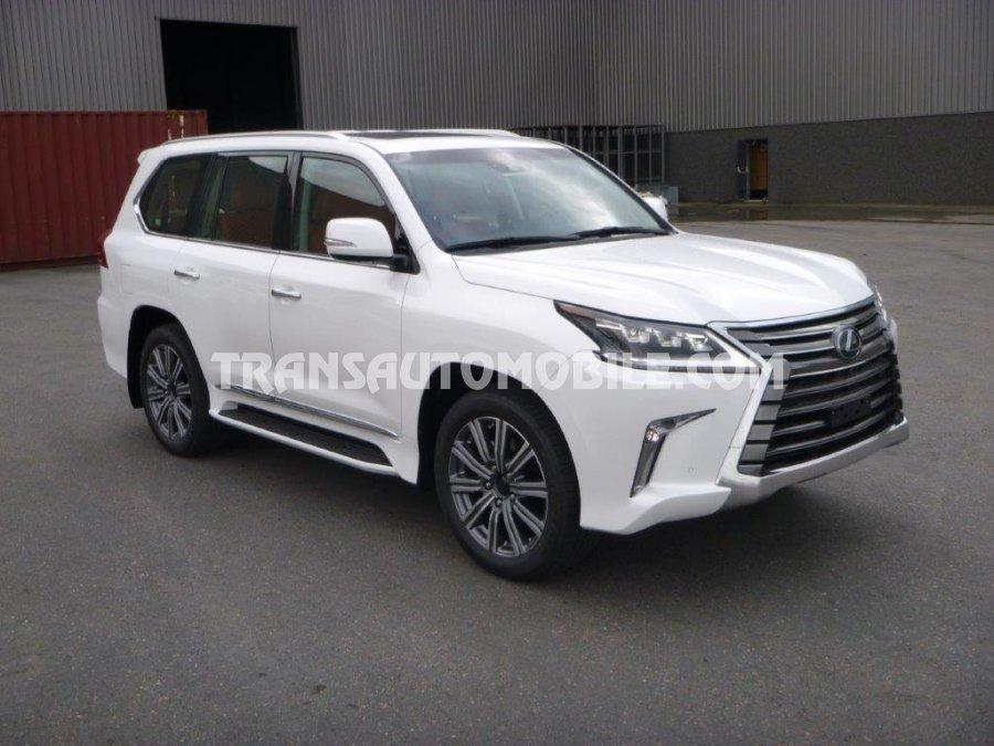 Import / export Lexus Lexus LX 570  Essence   - Afrique Achat