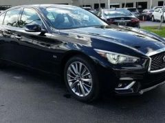Infiniti Q50 EXECUTIVE Diesel  - RHD