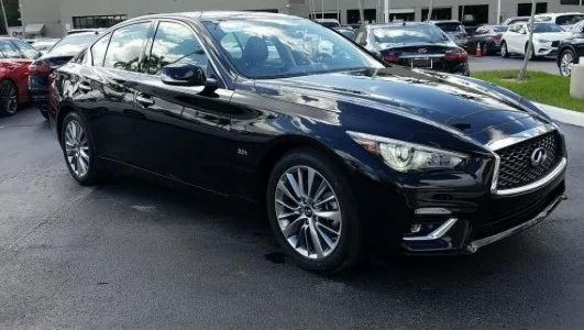 INFINITI Q50  EXECUTIVE 2.2L D 170CV PACK LUXE Pack Luxe