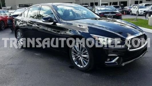 Export Berline Infiniti Q50, Neuf