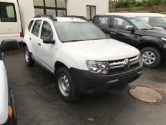 Renault Duster  Essence Standard 4x4  (2017)